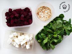 Sałatka Król stołu - KulinarnePrzeboje.pl Kale Caesar Salad, Tzatziki, Coleslaw, Coconut Flakes, Grilling, Spices, Healthy, Food, Coleslaw Salad