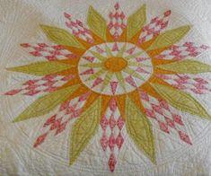 Mariner's Compass Quilt Pattern
