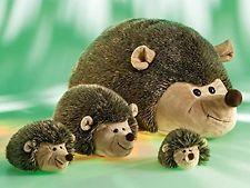 NEW Rudolph Schaffer Iggy Hedgehogs Soft Toy (45 cm)