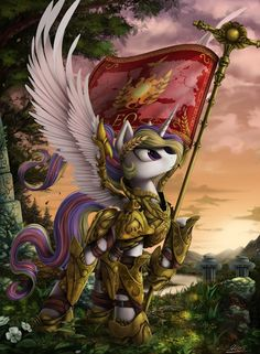 Princess Celestia: Ruler of Equestria