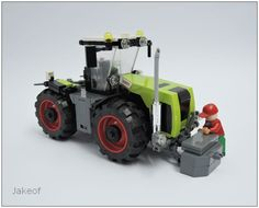 Claas Xerion 5000 | by Jakeof_