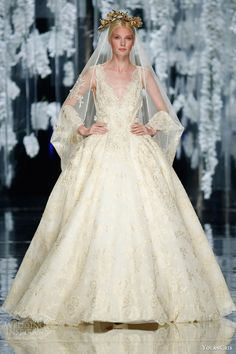 YolanCris 2016 Wedding Dresses