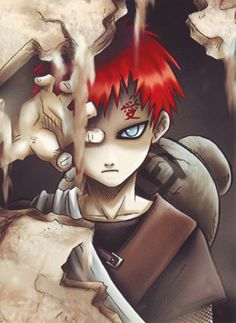 Twin of the Cherry Blossom (Naruto Fanfiction) - Chapter 8: A Red Head and New Rivals - Wattpad