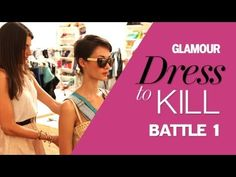 What to Wear to a Ballpark -- Whitney Port Style Competition -- Dress to Kill -- Glamour Whitney Port, Fashion Tv, Inspirational Videos, Dressed To Kill, Get The Look, What To Wear, Competition, Sunglasses Women, Overalls