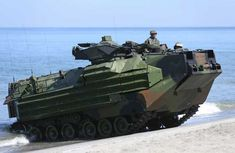 5 melhores veículos militares anfíbios