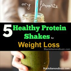 Protein Shakes for Weight Loss – 5 Healthy Best Meal Replacement