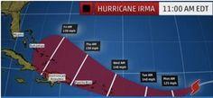 Hoteles de Puerto Rico reciben orden de salvaguardar a los turistas ante amenaza de Irma