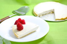 The World's Healthiest Cheesecake - and it tastes good! Trust me, I tried it!