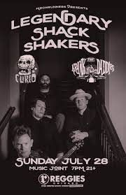 legendary shack shakers band - Google Search Best Albums, Band, Google Search, Sash, Bands