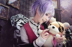 Mon(Mon❥小夢夢) Kanato Sakamaki Cosplay Photo - WorldCosplay