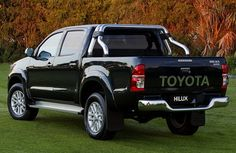 2014 Toyota Hilux detail
