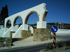 Aqueduto Arruda dos Vinhos(Ruínas)
