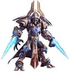 Artanis - Characters & Art - Heroes of the Storm