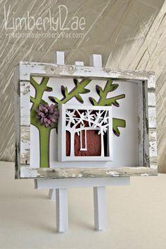 Framed-Art-on-Easel-by-KimberlyRae