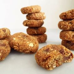 nesscooks: Vegan Chocolate Chip Cookies
