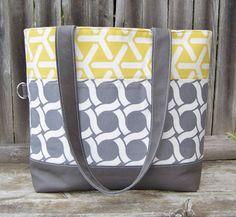 GeoCentric Bag Challenge | Sherri from Rebecca Mae Designs | Sew Mama Sew |