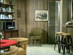 The Brady Family Room | The Brady Bunch | September 1969 – March 1974