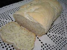 Pão de chia sem glúten