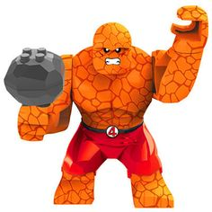Single Sale Large Minifigures Marvel Super Heroes Avengers Thanos Hulk Venom Ironman Building Blocks Bricks Toys
