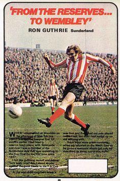 Shoot! 1973 Sunderland Football, Sunderland Afc, Laws Of The Game, Association Football, Most Popular Sports, Home Team, Football Soccer, Booklet, World Cup
