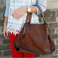 The Christen Bag - classic but trendy!