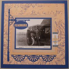 Fenimore - Scrapbook.com