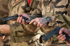 Tattoed Légionnaire