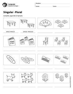 Singular - Plural