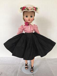 Forever My Girl, Vintage Madame Alexander Dolls, Revlon, Cupboard, Doll Clothes, Harajuku, Flower Girl Dresses, Collections, Cap