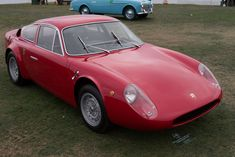 Abarth Simca 2000 GT (Chassis 136.0117 - 2014 Pebble Beach Concours d'Elegance) High Resolution Image