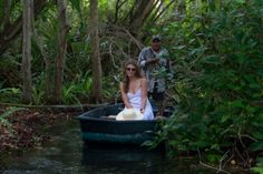 Jungle tour in Sisal, Mexico – Best Places In The World To Retire – There completely different profiles of expats depending on each area in Yucatan. You have the people who live in Cancun who moved there a long time ago and are the pioneers. They are doing businesses and they have an expat community in Cancun.