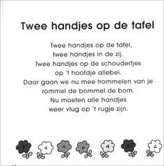 Twee handjes - Versje