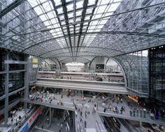 Toller Hauptstadtbahnhof - Berlin Hauptbahnhof, Berlin: