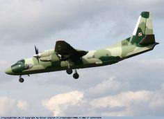 An-26 Polish Air Force