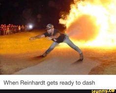 overwatch, reinhardt