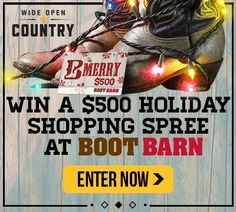 Enter the Wide Open Country $500 YETI Giveaway!