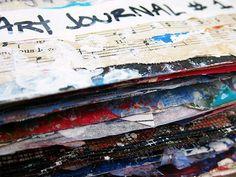 Art Journal #1 Overview by lara**, via Flickr