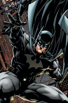 Batman, por Jim Calafiore