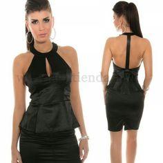 #Sexy #Top #sinespalda @mujer con #escoterejilla #tejido #efecto #satén con #llativo #lazo que #adorna la #espalda con un #toque #sofisticado y muy #sexy. #Top #espalda #escotada para #brillar en @eventos, @fiestas, #coctel y más en todas las #estaciones de #año. Encuentralo en #moda #tops y #camisetas de www.agiltienda.com #buy #online #shopping #chic #fashion #lowcost @agiltienda.es