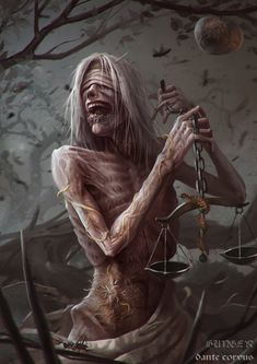 Famine - Four Horsemen of the Apocalypse by DanteCyberMan.deviantart.com on @deviantART