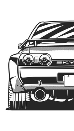 10 Basic Things Every Car Owner Should Know It's so easy to get a car these days. Nissan Skyline Gtr R32, Jdm Wallpaper, Automobile, Car Vector, Drifting Cars, Car Illustration, Japan Cars, Car Drawings, Automotive Art
