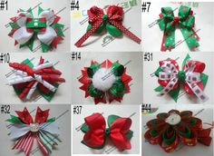 could be a diy idea for hairbows