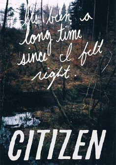 Detached / Citizen