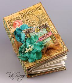 Tati Scrap Notebook  3