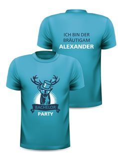 T-Shirts für Bachelor Party #junggesellenabschied #bachelor #bachelorparty