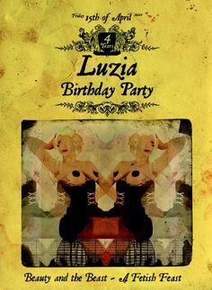 Luzia Birthday Party