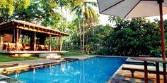 The River House in Sri Lanka