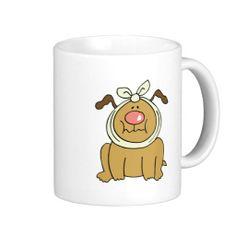 Dog Sick Doctor Vet Veterinary Veterinarian #Dog #Mugs #Cute #Gifts