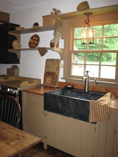 Fresh Primitive Kitchen Ideas