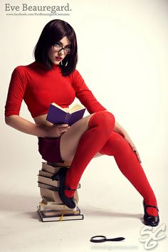 Eve Beauregard as Velma by SCG Official, via Flickr